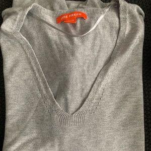 Women's short sleeve sweater